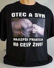 Tričká - OTEC A SYN - 10670931_