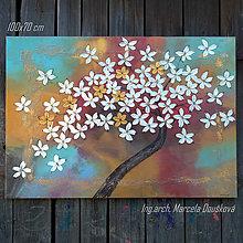Obrazy - strom života - 10670908_