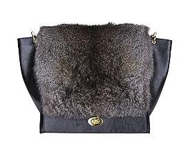 Veľké tašky - Kožená kabelka MARIMA - 10670148_