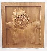 Dekorácie - Ježiš Kristus - 10667989_