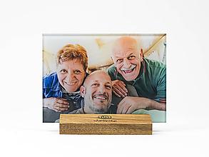 Magnetky - Poďakovanie rodičom - 10668098_
