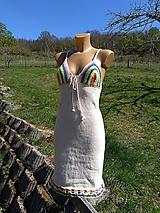 Šaty - Letné veselé šatičky Jasmin - 10670198_