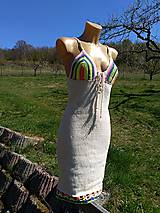 Šaty - Letné veselé šatičky Jasmin - 10670206_