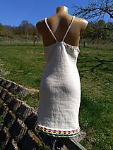 Šaty - Letné veselé šatičky Jasmin - 10670208_