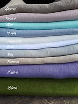 Úžitkový textil - Ľanové posteľné obliečky Beauty in Simplicity (spring collection) - 10670750_