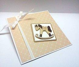 Papiernictvo - Pohľadnica ... Koník II - 10673304_