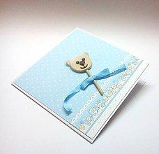Papiernictvo - Pohľadnica ... Macko - 10673327_