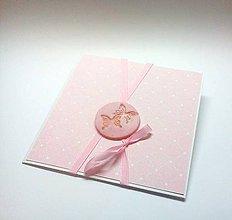 Papiernictvo - Pohľadnica ... kúsok nehy - 10673367_
