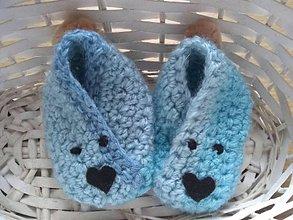 Topánočky - Myšičky na nožičky - 10673471_