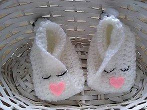 Topánočky - Spiace myšičky - 10673503_