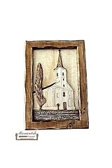 - Drevorezba Kostol - 10671719_