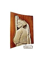 Ručná drevorezba - Fujarista