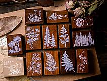 Pomôcky/Nástroje - PE105 Pečiatka vintage natur - 10673949_