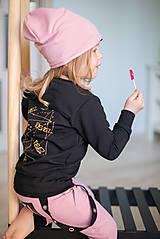 Detské oblečenie - Mikina ručne maľovaná - RVL - 10671799_