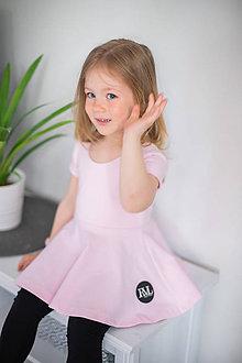 Detské oblečenie - Tunika k legínam - REVEL - 10671809_