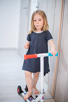 Detské oblečenie - Šaty - RevelFactory - 10671954_