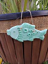 Dekorácie - Dekorácia - ryba - 10671177_
