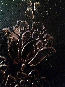Obrazy - 3D obraz - lotosové kvety - 10672852_