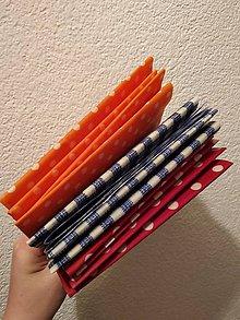 Iné tašky - Obrúsok so včelím voskom 35x35 - 10673771_