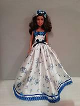Hračky - Šaty pre bábiku Barbie - 10676010_