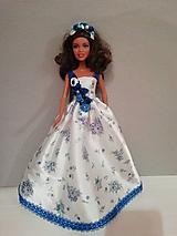 Hračky - Šaty pre bábiku Barbie - 10676042_