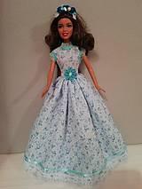 Hračky - Šaty pre bábiku Barbie - 10676198_
