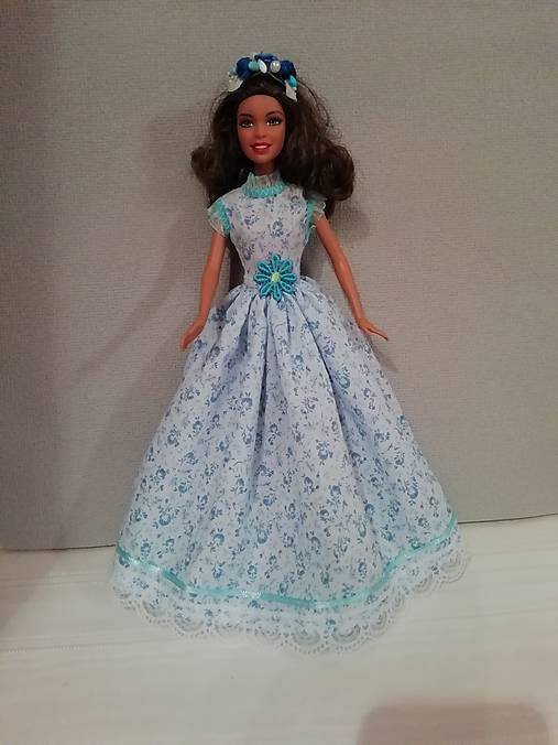 Šaty pre bábiku Barbie