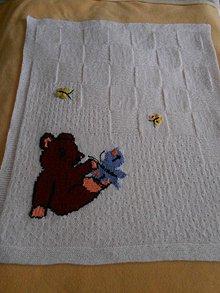 Textil - Detská deka - 10676180_
