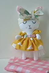 Hračky - zajka - 10676106_