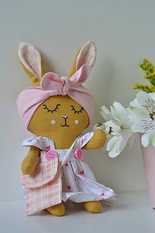 Hračky - zajka - 10676181_