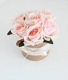 Dekorácie - Flowerbox - 10676304_