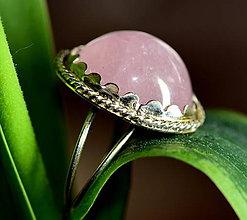 Prstene - Morganit... - 10676531_