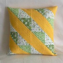 f6b23f4008 Úžitkový textil - Veselá jarná (obliečka 40x40) - 10676460