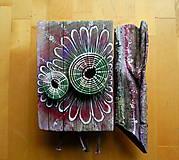 Dekorácie - Sovie kvety - 10679824_