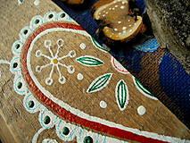 Obrazy - Malebná dedina - 10679885_