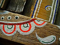 Obrazy - Malebná dedina - 10679888_