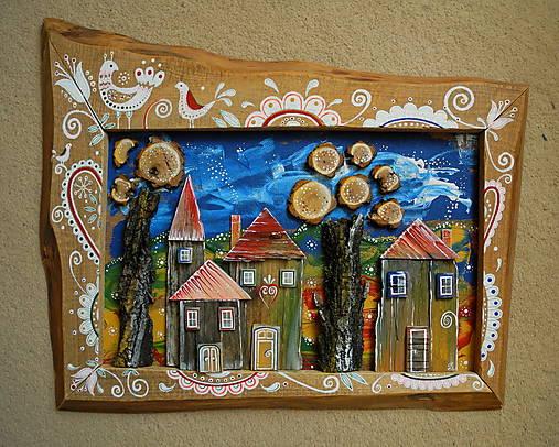 Malebná dedina