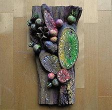 Dekorácie - Strom Farbienka - 10679844_