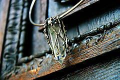 """Náhrdelníky - Nerezový náhrdelník... """" Gaudí no.2. """" """" - 10677866_"""