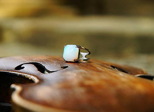 Nerezový prsten...