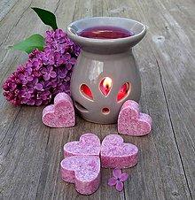 Svietidlá a sviečky - Vonný vosk .:orgován:. - 10679895_