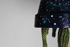 Nádoby - Kvetináč - Galaxia - 10678063_