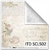 Papier - papier na scrapbooking SCL502 - 10679300_