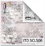 Papier - papier na scrapbooking SCL506 - 10679353_