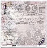 Papier - papier na scrapbooking SCL506 - 10679354_
