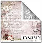Papier - papier na scrapbooking SCL510 - 10679404_