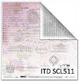 Papier - papier na scrapbooking SCL511 - 10679452_