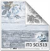 Papier - papier na scrapbooking SCL513 - 10679518_