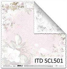 Papier - papier na scrapbooking SCL501 - 10679284_