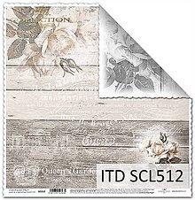Papier - papier na scrapbooking SCL512 - 10679466_